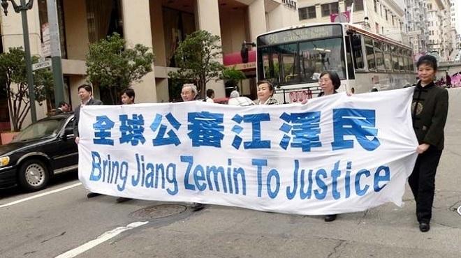 夏小強:訴江大潮將引爆中國政局核彈