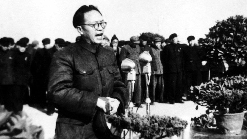 """林辉:曾喊出""""打倒毛泽东""""口号的军队"""