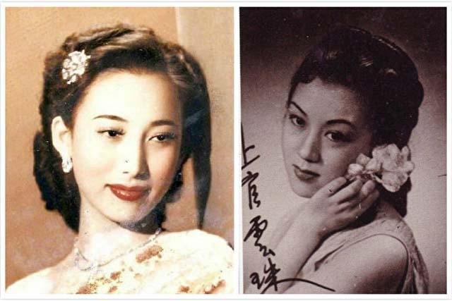 兼具美貌与演技 传奇影星上官云珠 命丧与毛泽东的6次秘密相会