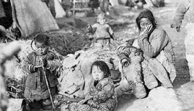 【禁闻】大饥荒:真话有罪 周恩来令毁证据