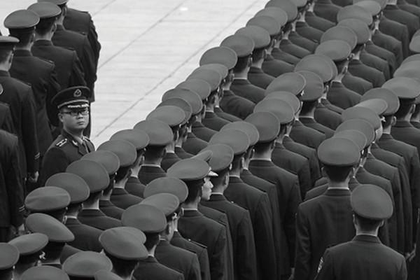 传中共将裁5大集团军   改番号削山头