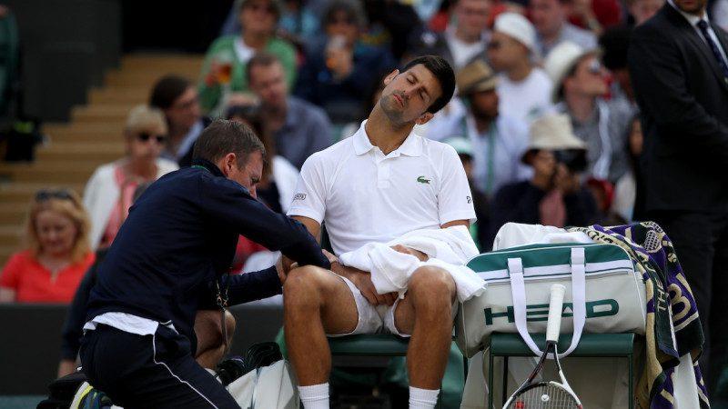 小德意外退賽 費德勒成溫網奪冠最大熱門