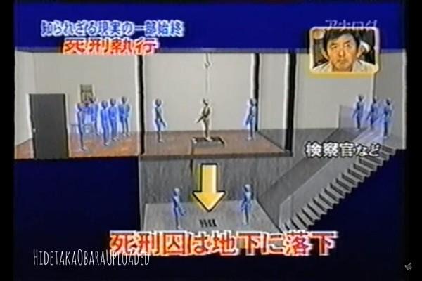日本死囚伏法大揭秘 3刑务官按按钮只有一个起作用