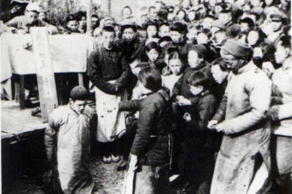 親歷土改種種酷刑:最慘的刑罰叫不出名字