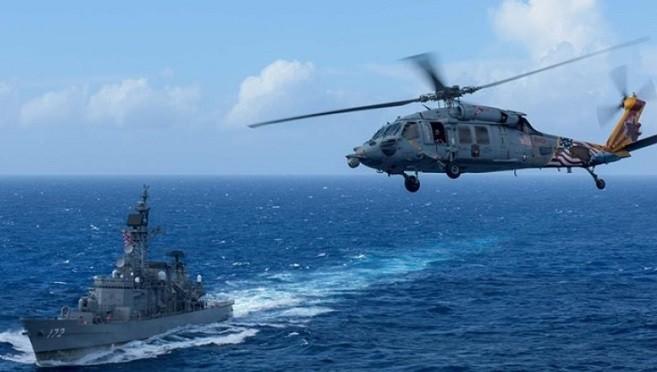 朝鮮半島戰雲密布 美航母與轟炸機齊殺到