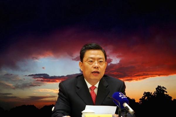 趙樂際:中國要出問題 還是出在共產黨內部