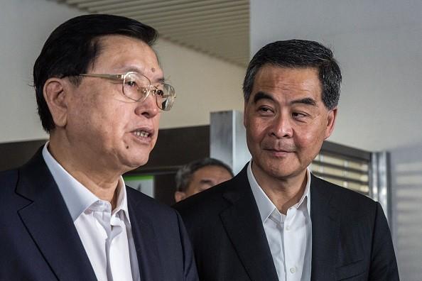 夏小强:张德江从政的40年和最后一百天