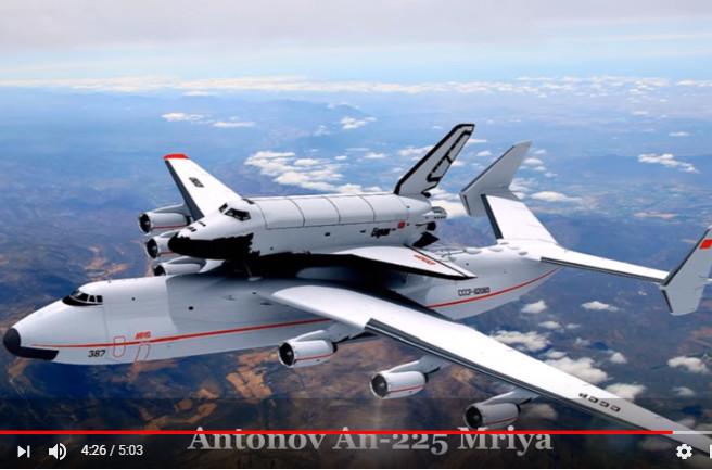 2017年全球最大的10架飞机(视频)