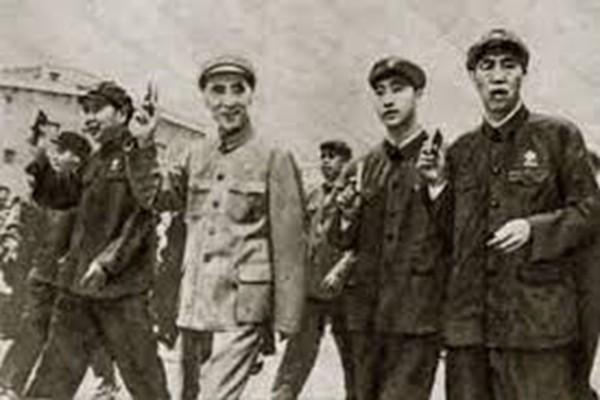 林彪之子林立果对毛泽东的评价 中共至今不敢公开