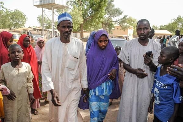 尼日利亞女學生遭擄案 博科聖地釋放101人