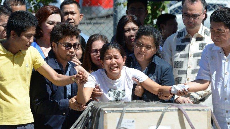 營救菲勞外交現裂痕 科威特驅逐菲律賓大使