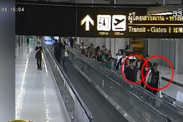華婦曼谷遭綁架 監控畫面曝光 4中國人涉案