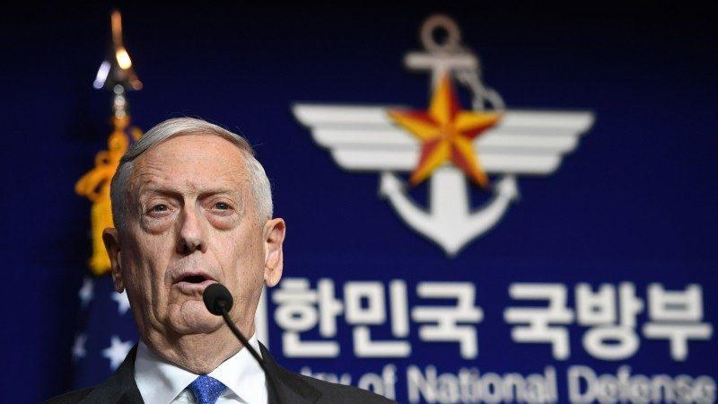美防長再發警告:南海軍事化將有「重大後果」