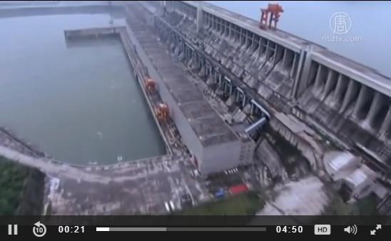 三峽工程隱藏幾十年的秘密 無力防禦導彈襲擊
