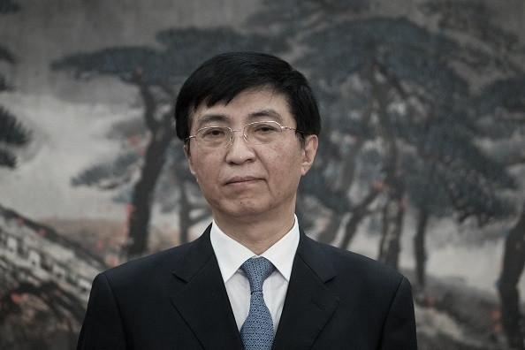 網曝王滬寧前妻秘聞 震驚中南海