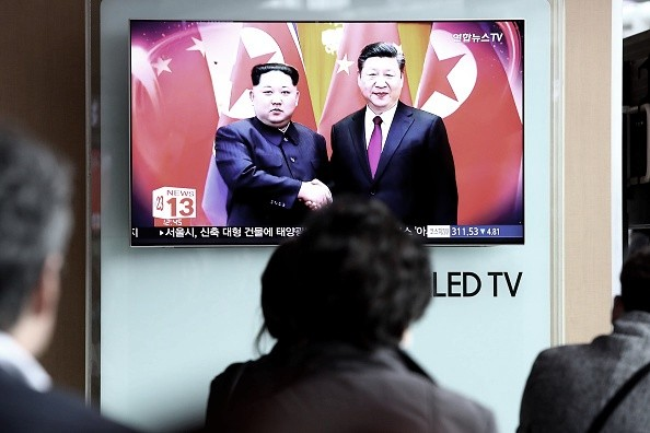 两头讨好?金正恩:与美谈弃核不会绕开北京