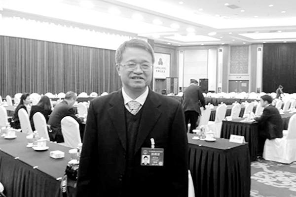 上任僅3個月 廣東統部部長開會前被「秒殺」