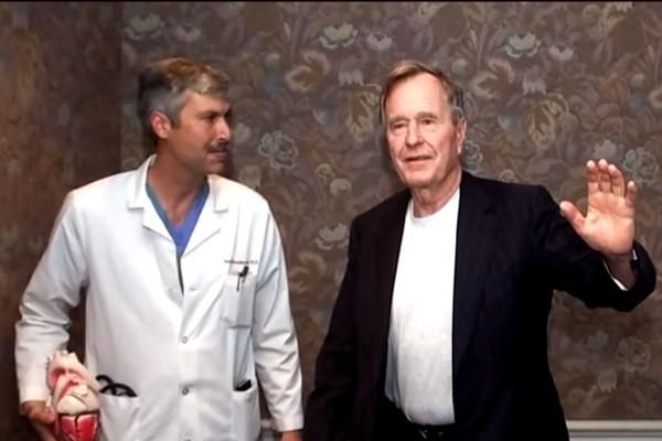 上班途中遭枪击 老布希心脏医师身亡