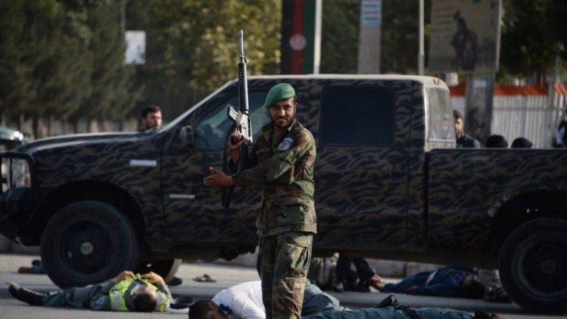 迎流亡副總統歸國 阿富汗自殺攻擊釀逾130人死傷