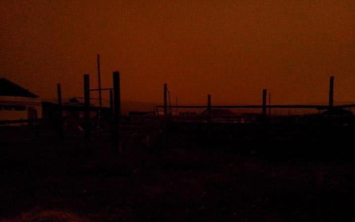 西伯利亞太陽正午神秘消失3小時 原因不明
