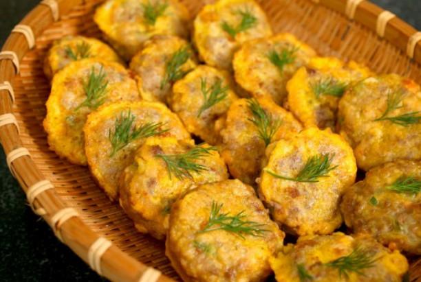 豆腐肉餡餅 柔軟多汁 最受歡迎的美食(視頻)