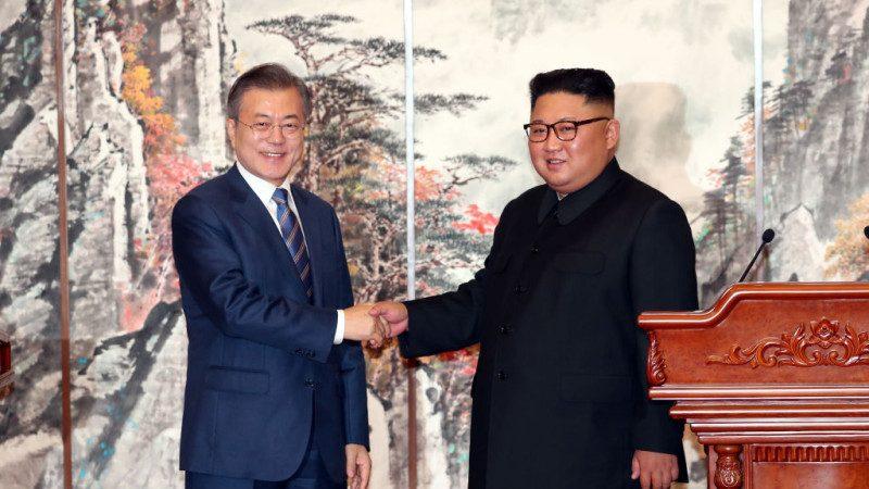 韩朝将共同申办2032年奥运 川普推文赞赏