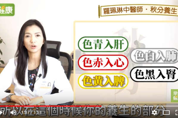 秋分养生 水梨、白木耳清燥入肺(视频)