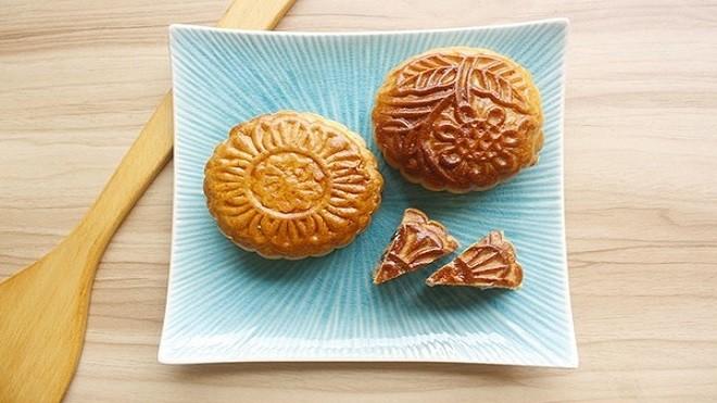中秋传统美食 寓意深远(组图)