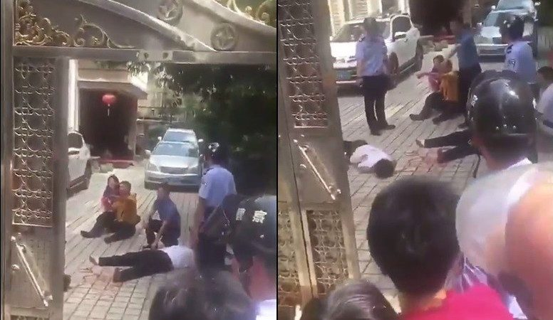 惠州驚爆殺官案 傳副市長全家被砍