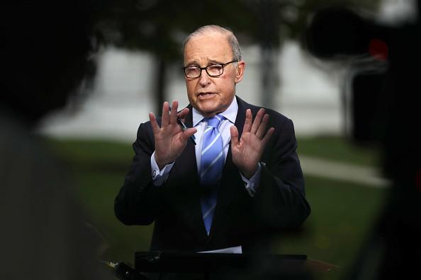 转机隐现?白宫经济顾问:或撤回部分关税