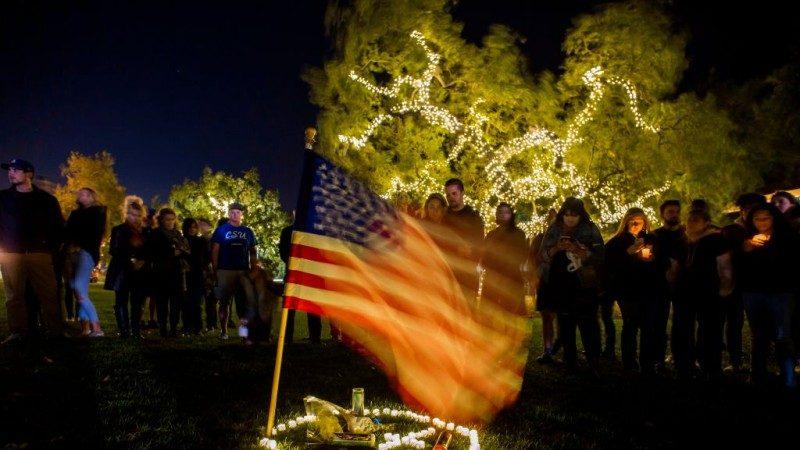 躲過賭城大屠殺 27歲男命喪加州槍擊案