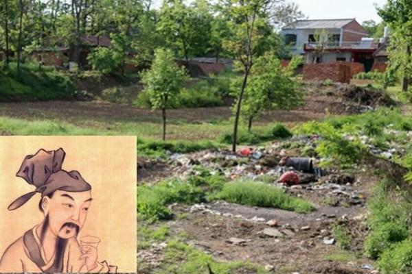 唐代诗人杜牧墓遗址成菜地 学者感慨