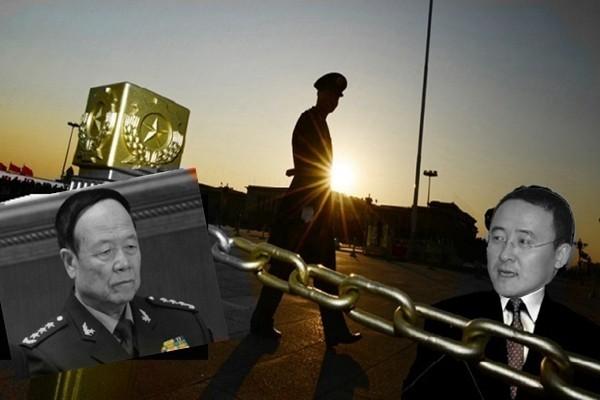 揭郭伯雄兒子被抓內幕 總政派人專機押送