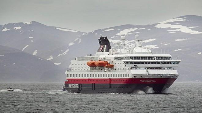 生物沼气当燃料 挪威邮轮以死鱼提供动力