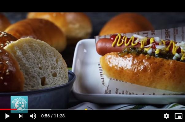 家常漢堡包 自製很簡單(視頻)