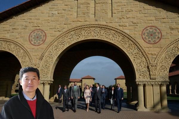 華裔科學家張首晟跳樓死 七常委曾為他「捧場」