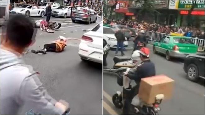 福建突发公交车劫持事件 8死多伤疑因拆迁引发