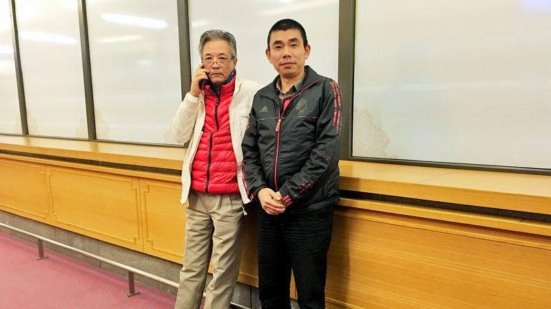 2陸男控中共迫害 滯台機場4個月獲准入境
