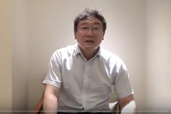 陳思敏:崔永元再曝法官錄像 最高院恐震盪