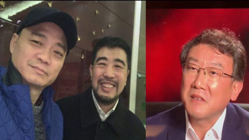 最新消息:崔永元赵发琦协助调查  王林清作品下架