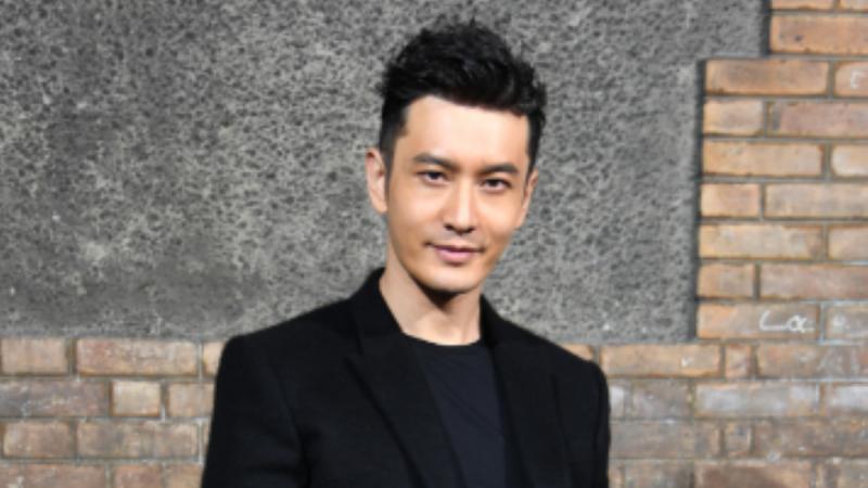 黄晓明自认演技不好:不符合一线演员的标准