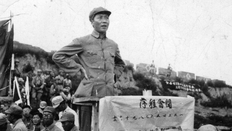 红朝秘闻:毛泽东世袭计划与周恩来遗言