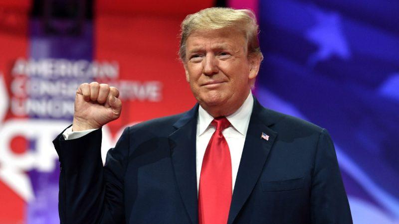 民調:川普支持率續攀升 41%選民支持連任