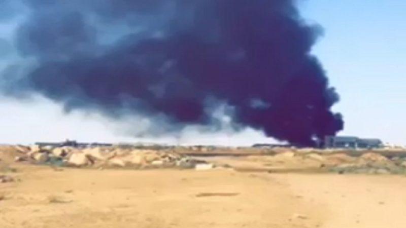 沙特石油泵站遭無人機攻擊 阿聯酋稱將「強硬報復」