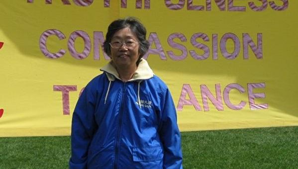 超越人生苦難 女教授從80歲回到60歲