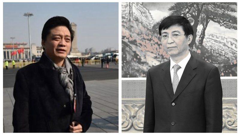 傳王滬寧導演「小崔道歉」 轉移貿戰視線