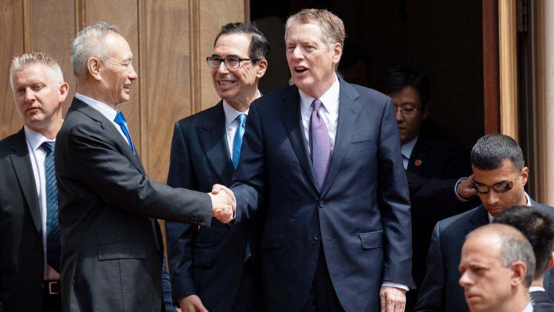 刘鹤13日赴美 正式签第1阶段协议