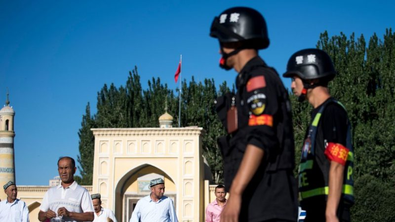 新疆的縣長也被關進集中營 親屬海外揭內幕