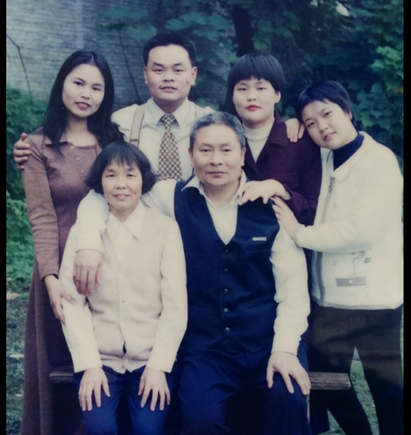 江宏斌坐牢从国内到国外 中共迫害法轮功如影随从