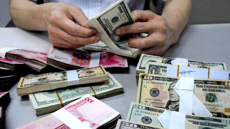 中國市場恐慌瀰漫 人民幣兌美元創3個月新低